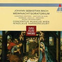 Bach - Weihnachtsoratorium CD 2 (No. 2)