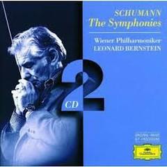 Schumann - The Symphonies CD 2 - Leonard Bernstein,Vienna Philharmonic