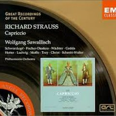 Strauss - Capriccio CD 2 (No. 1) - Wolfgang Sawallisch,Various Artists