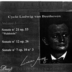 Cycle Ludwig Van Beethoven Vol 3