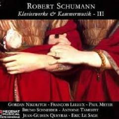 Schumann - Klavierwerke & Kammermusik, Vol 3 - Chamber Music CD 1 (No. 2)