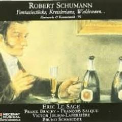 Schumann - Klavierwerke & Kammermusik, Vol 6 - Fantasiestucke, Kreisleriana CD 2 (No. 1)