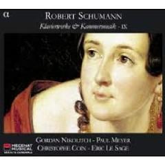 Schumann - Klavierwerke & Kammermusik, Vol 9 CD 2