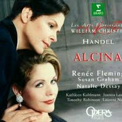 Handel - Alcina CD 2 (No. 2) - William Christie,Les Arts Florissants