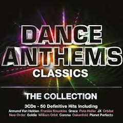Dance Anthems Classics CD 3