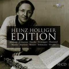 Heinz Holliger Edition CD 1