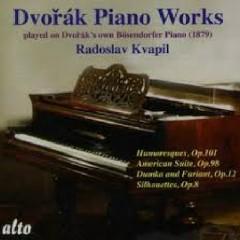 Dvorak Piano Works (No. 1)