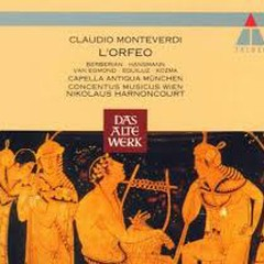 Monteverdi - L'Orfeo CD 2 (No. 3)