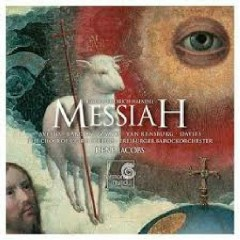 Handel - Messiah CD 1 (No. 1) - René Jacobs,Freiburger Barockorchester