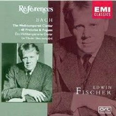 Bach - The Well Tempered Clavier CD 1 (No. 1) - Edwin Fischer