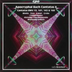Bach - Apocryphal cantatas II (No. 1)