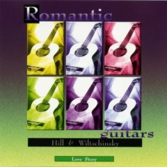 Romantic Guitars Vol 2 - Love Story  - Robin Hill