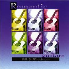 Romantic Guitars Vol 4 - Nights In White Satin - Robin Hill