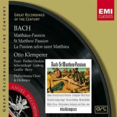 Bach - St Matthew Passion CD 1 (No. 3) - Otto Klemperer,Philharmonia Orchestra