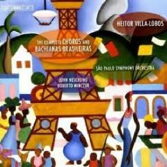 Heitor Villa Lobos - The Complete Choros And Bachianas Brasileiras CD 2