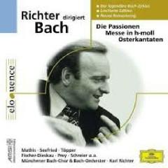 Richter Dirigiert Bach - Die Passionen, Messe, Osterkantaten CD 1 (No. 1) - Karl Richter,Various Artists