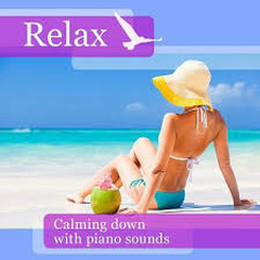 Relax Calming Down With Piano Sounds