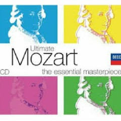 Ultimate Mozart CD 4  - Sir Neville Marriner,Academy Of St Martin InThe Fields
