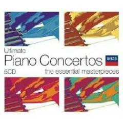 Ultimate Piano Concertos CD 1