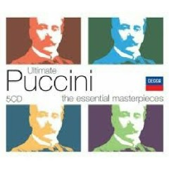 Ultimate Puccini CD 5  - James Levine,Luciano Pavarotti