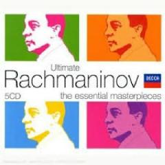 Ultimate Rachmaninov CD 5
