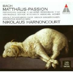 Bach - Matthäus Passion CD 3 (No. 2) - Nikolaus Harnoncourt