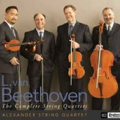 Beethoven - The Complete String Quartets CD 3