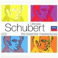 Ultimate Schubert - The Essential Masterpieces CD 3 - Quartetto Italiano,Beaux Arts Trio