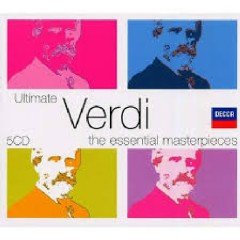 Ultimate Verdi CD 3 - Jose Carreras,Royal Opera House Orchestra