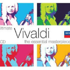 Ultimate Vivaldi CD 4 - Iona Brown,Angel Romero,Academy Of St Martin InThe Fields