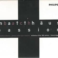 Bach - St Matthew Passion CD 2 (No. 2) - Frans Brüggen,Netherlands Chamber Choir
