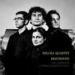 Beethoven - String Quartets Vol. 1 CD 3