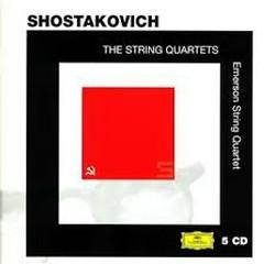 Shostakovich - Complete String Quartets CD 3