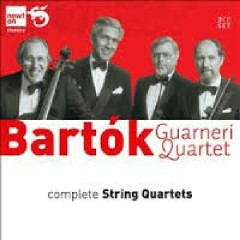 Bartók - Complete String Quartets CD 1  - Guarneri Quartet