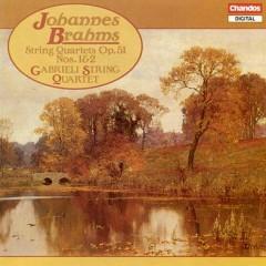 Brahms - String Quartets, Op. 51