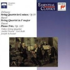 Debussy & Ravel - String Quartets