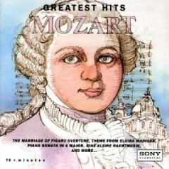 Mozart - Greatest Hits - Glenn Gould, Carlo Maria Giulini, Murray Perahia