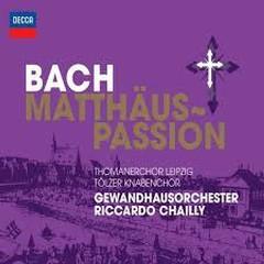 Bach - Matthew Passion CD 2 (No. 1) - Riccardo Chailly,Leipzig Gewandhaus Orchestra