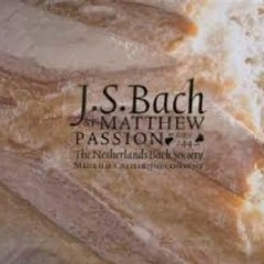 Bach - St. Matthew Passion CD 3