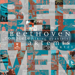 Beethoven - Complete String Quartets Disc 1