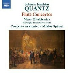 Joachim Quantz - Flute Concertos