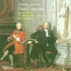 Johann Quantz - Flute Concertos