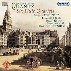 Quantz - Six Flute Quartets
