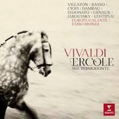 Vivaldi - Ercole sul Termodonte CD 2 (No. 2)