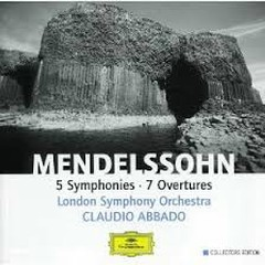 Mendelssohn - 5 Symphonies; 7 Overtures CD 1
