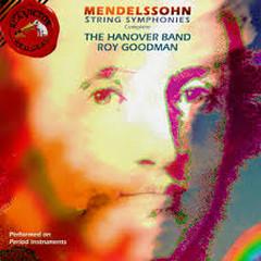Mendelssohn - Complete String Symphonies CD 3