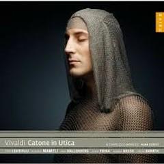 Vivaldi - Catone In Utica CD 1  - Alan Curtis,Il Complesso Barocco