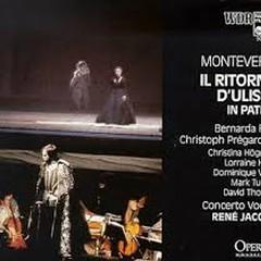 Monteverdi - Il Ritorno Di Ulisse In Patria CD 3 - René Jacobs,Concerto Vocale
