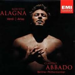 Roberto Alagna - Verdi Arias (No. 1)