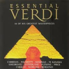 Essential Verdi - 40 Of His Greatest Masterpieces CD 2 (No. 1)